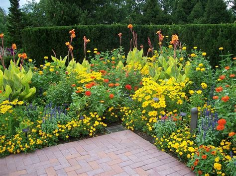 Using Color In The Garden