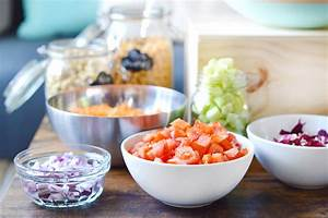 Cuisiner Le Bar : bar salade vegan comment recevoir et plaire tout le ~ Melissatoandfro.com Idées de Décoration