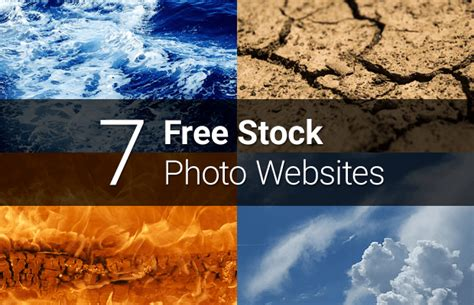 stock photo sources  tune   websites content