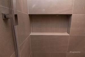 Niche De Douche : douche plancher chauffant c ramiques hugo sanchez inc ~ Premium-room.com Idées de Décoration