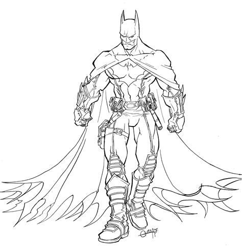 Permalink to Batman Para Colorear