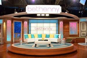 Bethenny Frankel on the Set of Her Talk Show | Tyra Bank ...