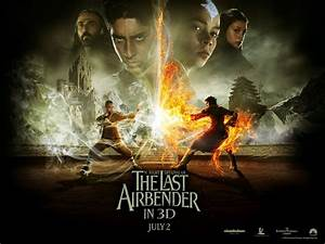Avatar: The Last Airbender Movie Wallpaper (1024 x 768 Pixels)