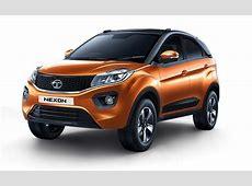 Tata Nexon Price in India, Images, Mileage, Features