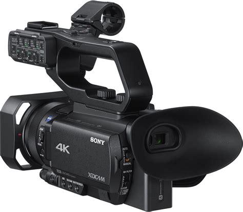 SONY PXW-Z90 4K HDR XDCAM camera with Fast Hybrid AF ...