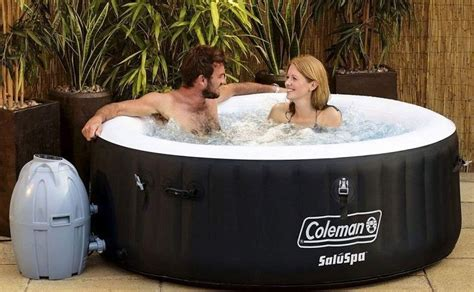 tub lay spa miami inflatable portable hottub tubs sizes different blow homegearx average