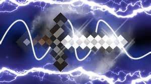 Minecraft Iron Sword
