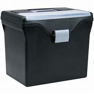 portable file box in file storage boxes With portable document storage