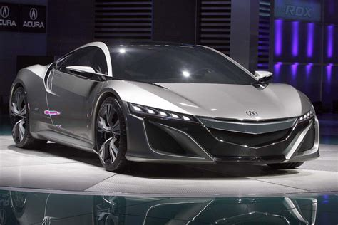 Acura Nsx Price 2015 by 2014 5 Acura Nsx