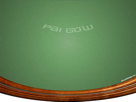 pai gow tiles strategy pai gow tiles for real money or free wizard of odds