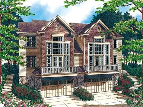 house plans for sloped lots plan 034m 0010 find unique house plans home plans and