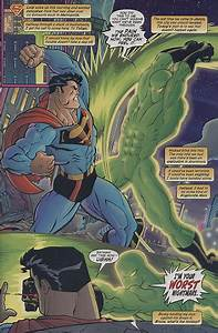 Kryptonite Man - Superman Wiki