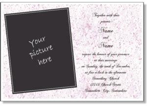 printable wedding invitations   wedding