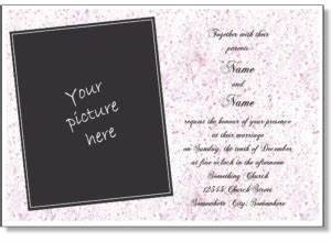 wedding invitation sample wedding invitation marriage With online wedding invitation website maker