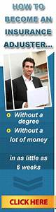 becoming an insurance adjuster what you need to know With insurance claims adjuster training