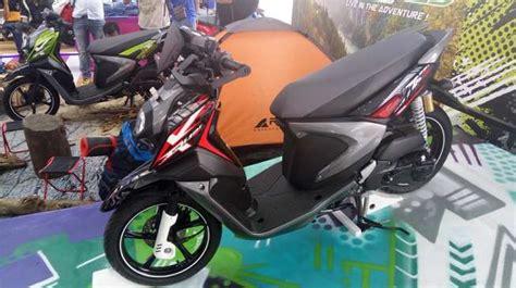 Yamaha Xride 125 Picture by Kapasitas Mesin Diperbesar Ini Harga All New Yamaha X