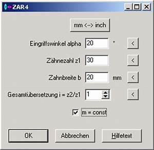Zähnezahl Berechnen : hexagon infobrief nr 92 ~ Themetempest.com Abrechnung