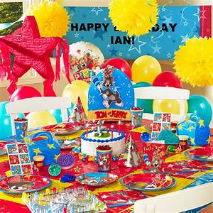 Tom and Jerry Ultimate Party Pack | BirthdayExpress.com