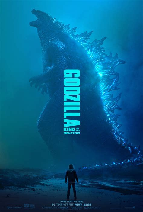 Godzilla: King of the Monsters Poster : movies