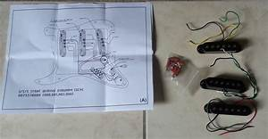 Fender Samarium Cobalt Noiseless Wiring Diagram