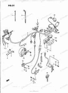 Suzuki Motorcycle 1994 Oem Parts Diagram For Wiring