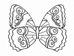 10 Disegni di Farfalle da colorare