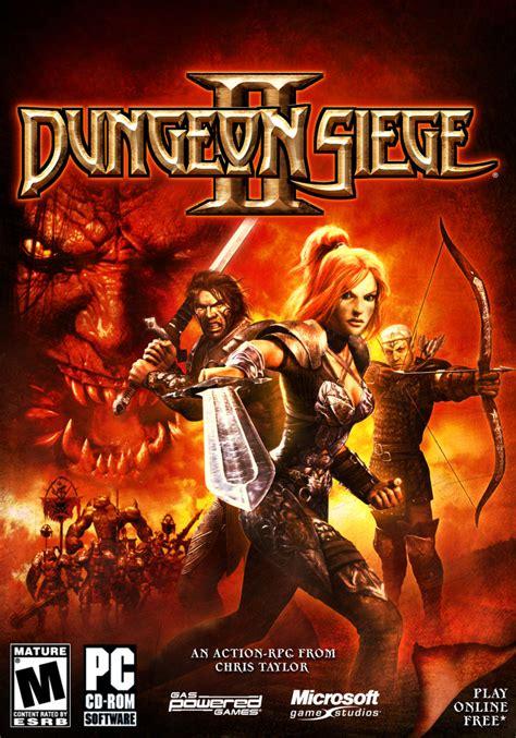 like dungeon siege 2 dungeon siege ii for windows 2005 mobygames