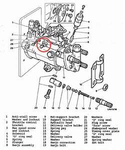 2 5 Na Injector Pump Query - Defender Forum - Lr4x4