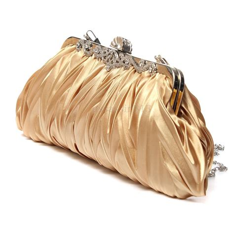 fashion lady party wedding handbag purse girl soft evening
