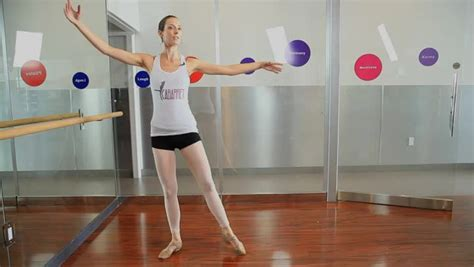 video   teach ballet   year olds ehow