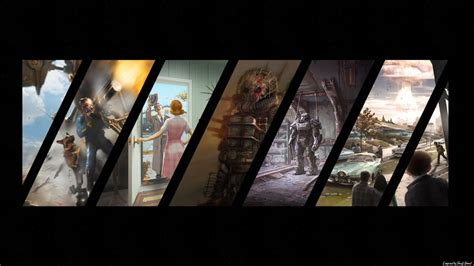 Fallout 4 Wallpaper Phone Fallout 4 Iphone 6 Wallpaper Wallpapersafari