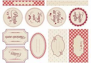 Mes étiquettes Gratuites à Imprimer : mes etiquettes confitures gratuites a imprimer relax max ~ Nature-et-papiers.com Idées de Décoration