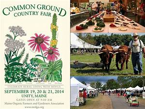 Midcoast's favorite fall fair is here: 2014 Common Ground ...