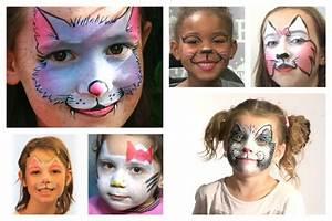 Karneval Schminken Tiere : katze schminken step by step anleitung f r ein katzengesicht bilder ~ Frokenaadalensverden.com Haus und Dekorationen