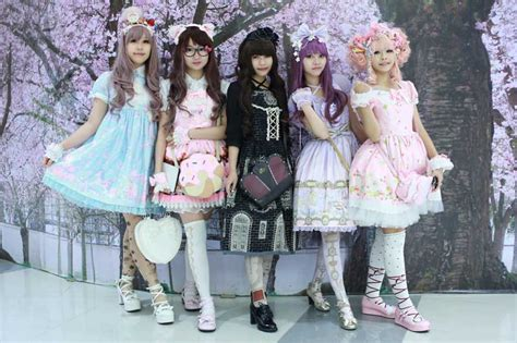 lolita japanese subculture