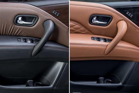 2018 Infiniti Qx80 Vs. 2018 Nissan Armada