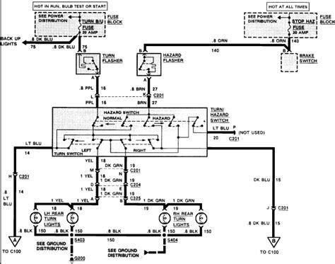1999 Pontiac Montana Fuse Diagram by Pontiac Montana Questions What Could Cause All Four