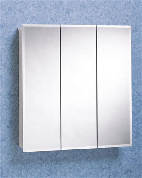 Menards White Medicine Cabinet by Zenith 30 Quot Tri View Medicine Cabinet At Menards 174
