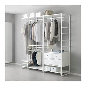 Montage Armoire Four Ikea by Elvarli 3 Sections White 205x55x216 Cm Ikea