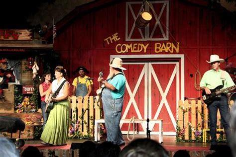 comedy barn pigeon forge comedy barn