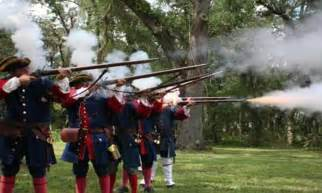 Battle of Fort Mose St. Augustine Florida