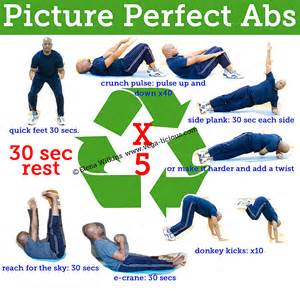 Perfect AB Workout Routine