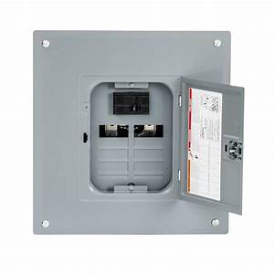 Square D Homeline 100 Amp 8
