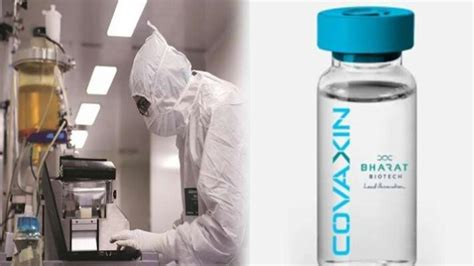 'COVAXIN': India's First COVID-19 Vaccine To Be Launched ...