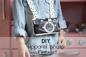 Appareil Photo Vintage : diy appareil photo vintage blog diy mode lyon artlex ~ Farleysfitness.com Idées de Décoration