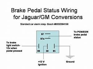 Lq4-mustang    Alternator  Starter Wiring