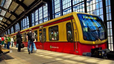 S Bahn Berlin Schönefeld Zoologischer Garten by Transport Fra Sch 246 Nefeld Lufthavn Til Berlin Stor Guide