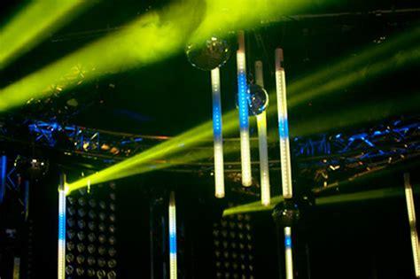 multi color led tube lights american dj 10 led pixel tube 360 multi color changing