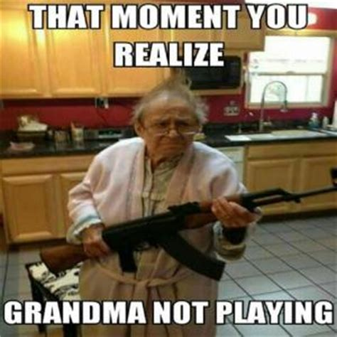 Funny Grandma Memes - funny pictures of old people kappit