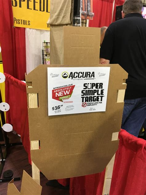 accura outdoors folding ar steel target nra   firearm blogthe firearm blog
